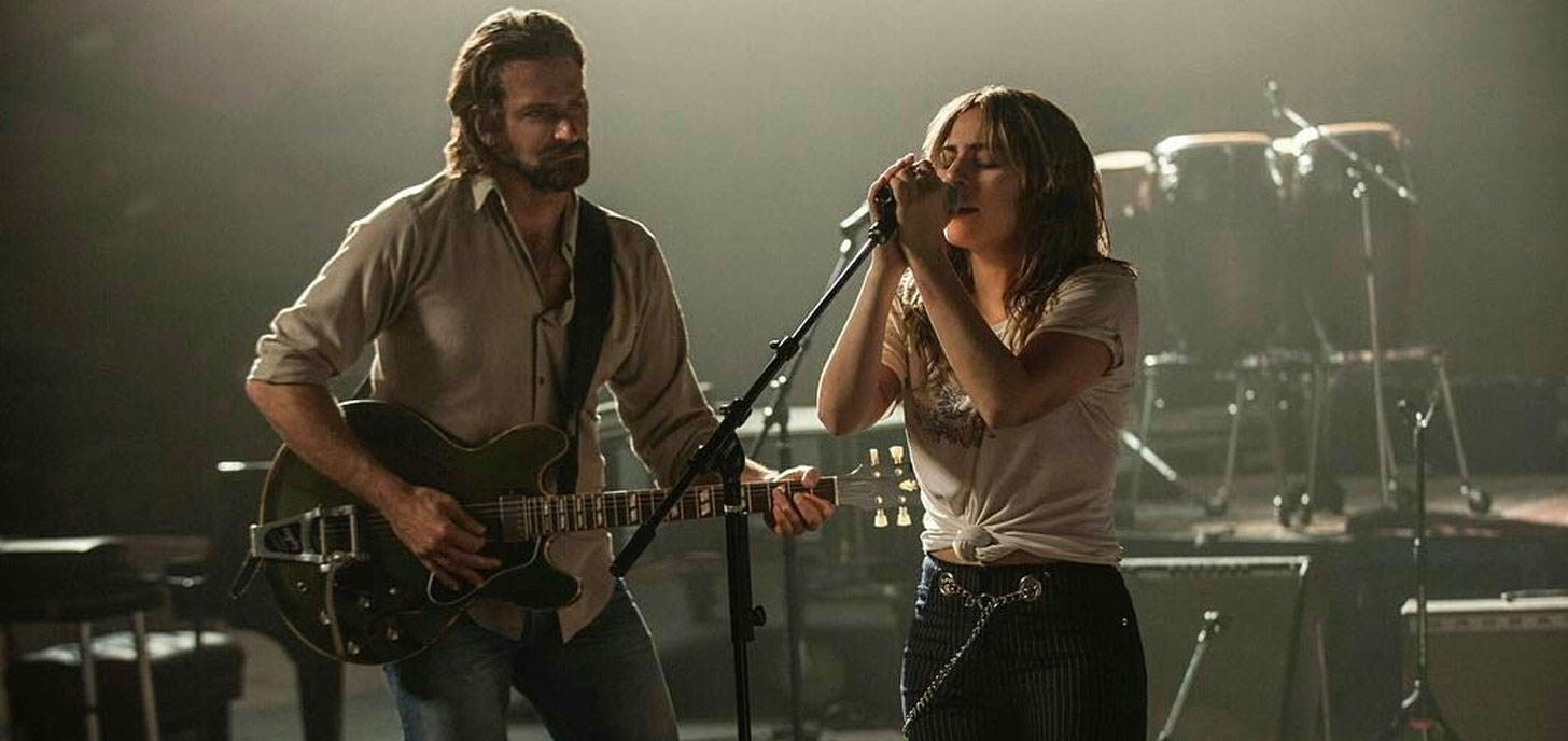 Now Showing: A Star is Born